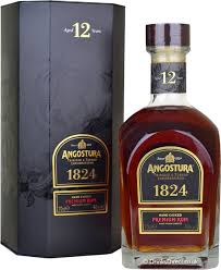 Angostura '1824' Aged 12 Years Limited Reserve Hand Casked Rum, Trinidad and Tobago