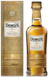 Dewar's 15 Year Old Blended Malt Scotch Whisky, Scotland