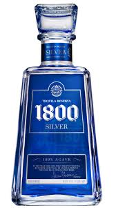 1800 Silver Tequila - 1.75