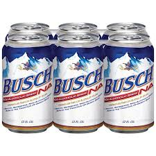 Busch REG/ LIGHT 12 OZ- CANS- 6PACK