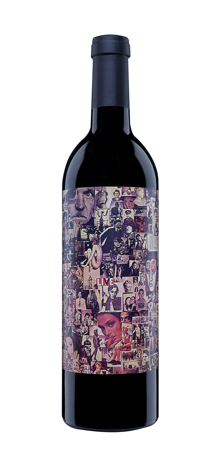 "Orin Swift 2012 ""Abstract"" Proprietary Red, Sonoma County"