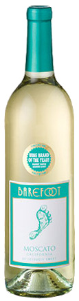 Barefoot Cellars Moscato - 750ml