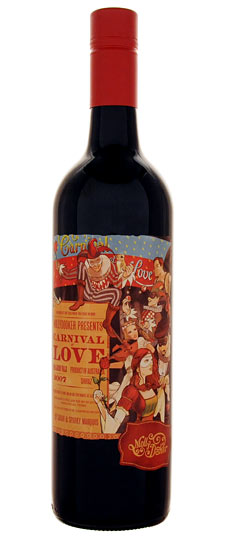 Mollydooker Carnival of Love Shiraz, McLaren Vale, 2014