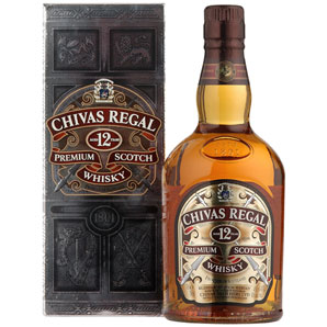 Chivas Regal 12 yrs - 750Ml