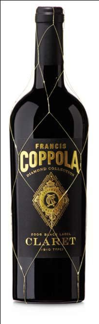 Francis Ford Coppola Diamond Collection Black Label Claret, 2013