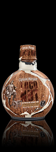 Captain Morgan Loco Nut Rum -750ml