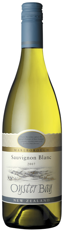 Oyster Bay Marlborough Sauvignon Blanc 2016-Marlborough, New Zea