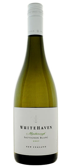 Whitehaven Sauvignon Blanc 2016-Marlborough, New Zealand
