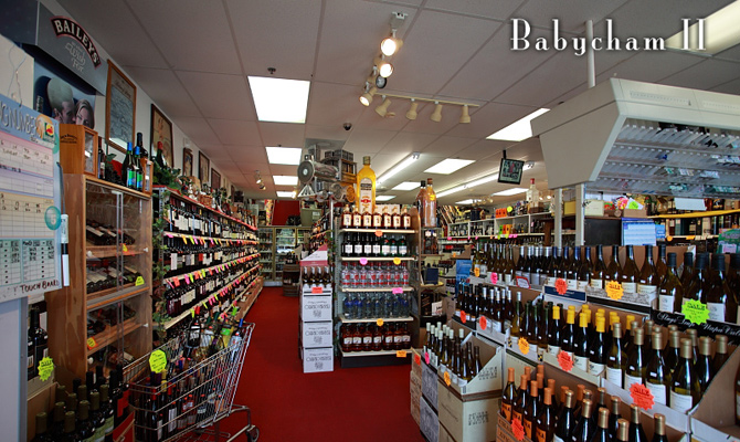 Liquor Store, Hobe Sound, Florida