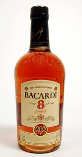Bacardi 8 yrs old - 750ml