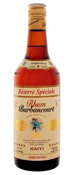 Barban Court 5 Star 8 yr - 750ml - Haiti