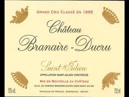 2010 Chateau Branaire-Ducru, Saint-Julien, France