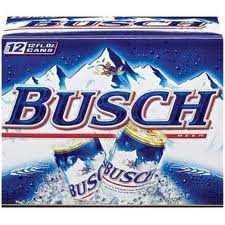 Busch REG/ LIGHT 12 OZ- CANS- 12PACK