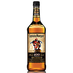 Captain Morgan 100 proof- 750ml