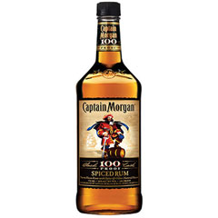 Captain Morgan 100 Proof -1.75L - Puerto Rico