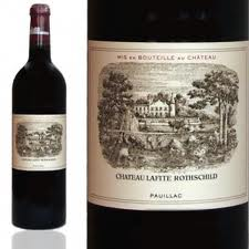Chateau Lafite-Rothschild Pauillac-Bordeaux, France