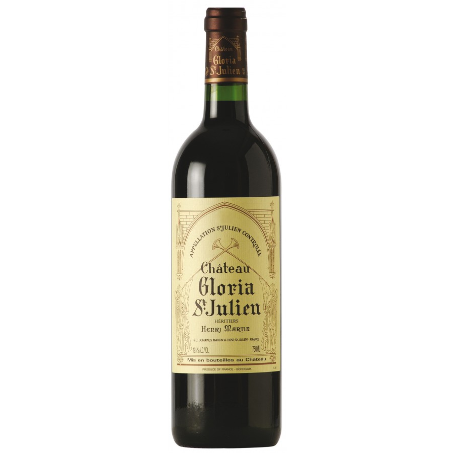 2010 Chateau Gloria, Saint-Julien, France