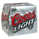 Coors Light-12OZ BOTTLES/CANS - 12PACK