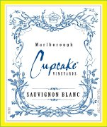 Cupcake Vineyards Sauvignon Blanc -Marlborough, New Zealand
