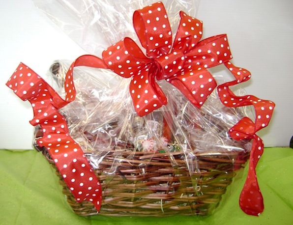 Liquor Gift Basket - Any Bottle of Bourbon, Tequila,Rum,Gin, Vodka -750ML
