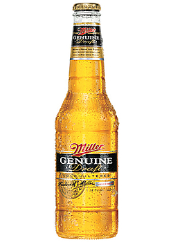 Miller Genuine Draft 6 PACK 12 OZ