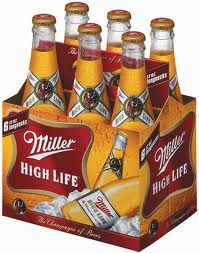 Miller High Life - 12OZ BOTTLES- 6PACK