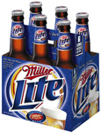 Miller Lite- 12OZ CANS/BOTTLES- 6PACK