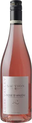 Sauvion Rose d Anjou Loire Valley 2014 750ml