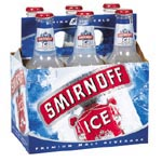 Smirnoff Ice - 6PACK BOTTLES