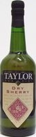Taylor Dry Sherry 750ml
