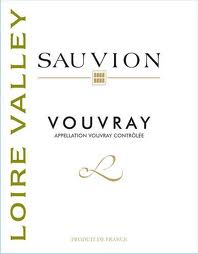 Sauvion Vouvray -Chenin Blanc from Loire, France