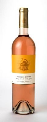 Wolffer Estate Rose, Long Island, USA-- 2015